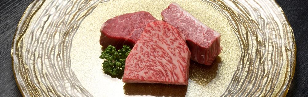 ASSORTMENT OF PRIME BEEF
