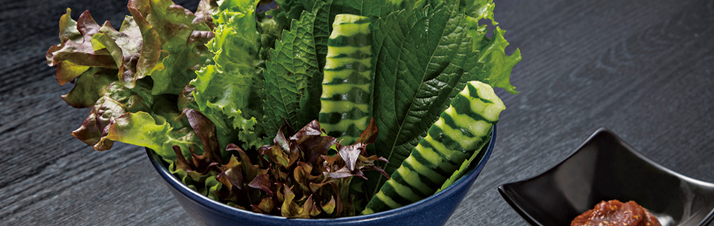 LEAF LETTUCE FOR BEEF WRAPPING