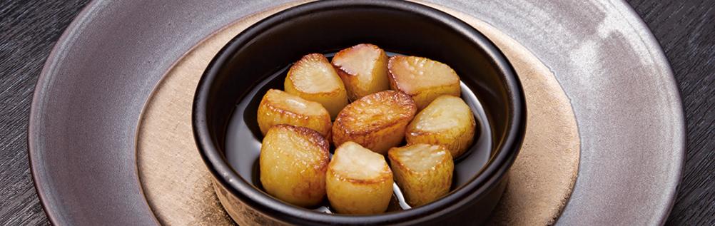 아오모리현 산 마늘 구이